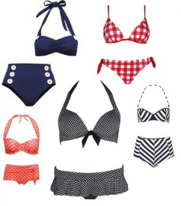 bikinis retro