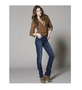 Flash tendances automne hiver 2012 : le jean !