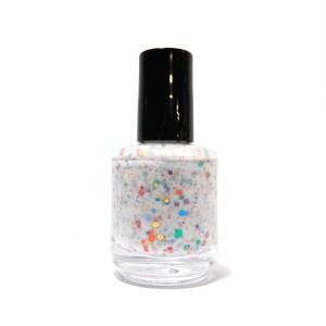 vernis à ongles effet 3D en relief Oh Splat bottle