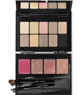 palette de maquillage bobbi brown édition 2012 bellini