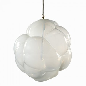 luminaire design suspension forme de bulles