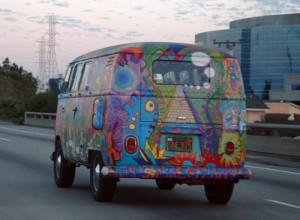 Fourgon VW