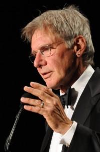 Boucle d'oreille d'Harrison Ford