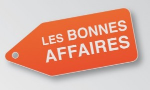 Bonnes affaires - Shopping Girl