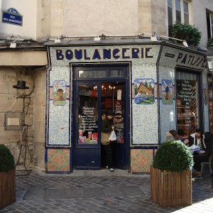 Boulangerie Yidditch dans le Marais à Paris