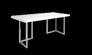 Bureau blanc pour une déco simple et minimaliste