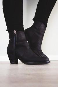 Boots Pistols d'Acne