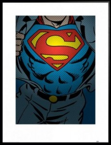 Cadre Superman Amazon - 55,99€