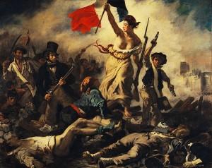 Cadre reproduction La Liberté guidant le peuple Muzeo - 36,43€