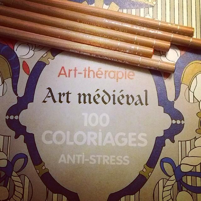 Coloriages pour adultes : les bienfaits de l'art-thérapie