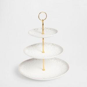 présentoir gâteaux decoration noel