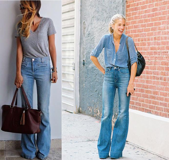 Être stylé en jean
