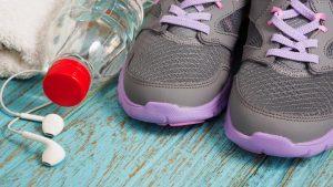 Sneakers pour sport et ville