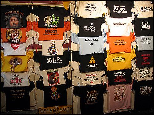 Tee-shirts : et si on faisait dans l'originalité ?