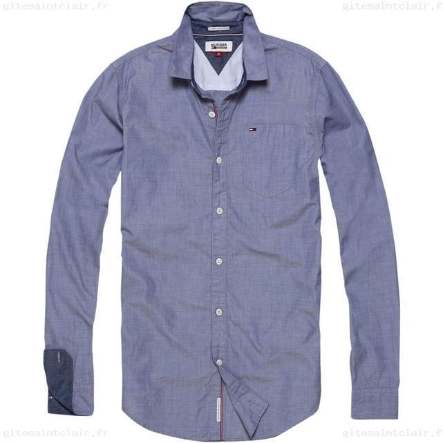 Pourquoi porter une chemise en coton denim?
