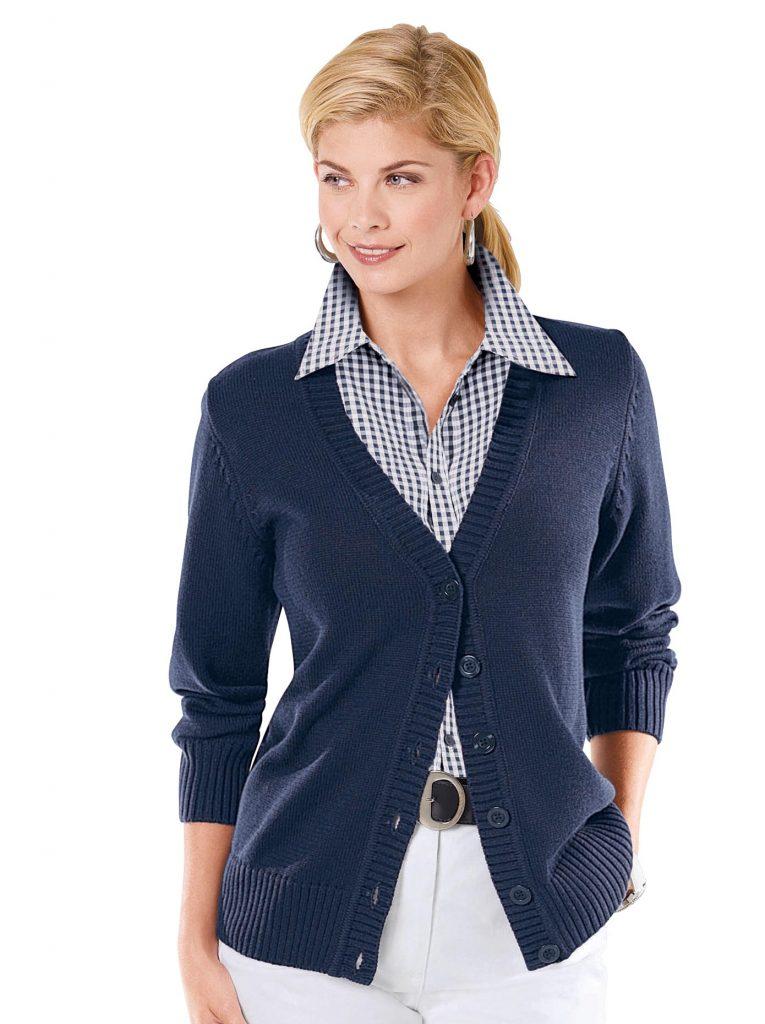 vestes chaudes en tricot pour femme