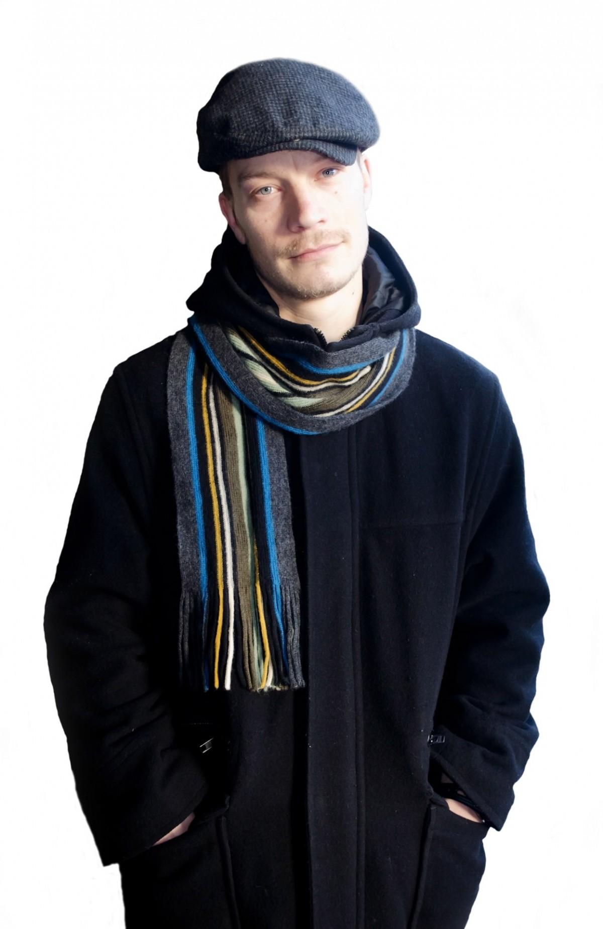 mode masculine - manteau
