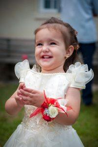 Robe de cérémonie pour fille