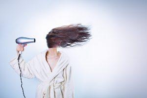 comment faire un brushing