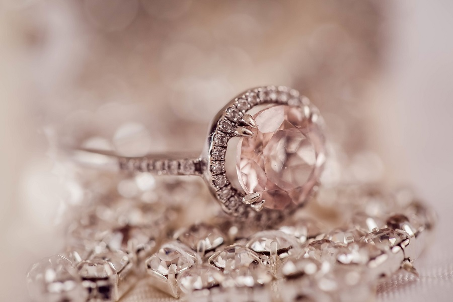 diamants bijoux
