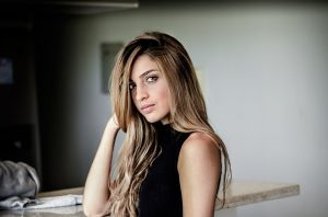 Photo femme cheveux