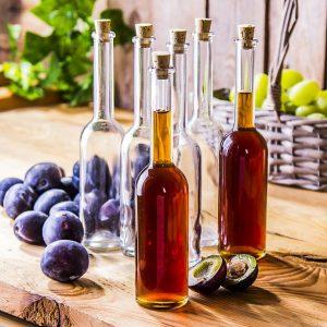 Bocaux en verre : une sélection de bouteilles