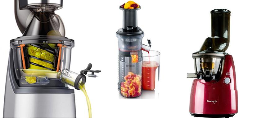 Quelle machine choisir pour faire ses jus frais ?