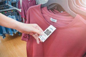 étiquettes vêtement personnalisée