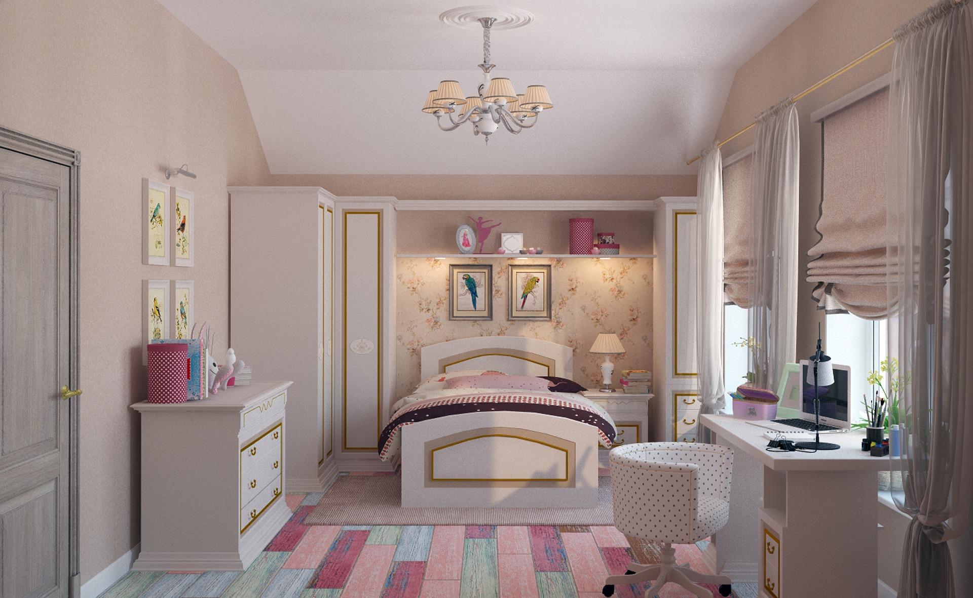 Décorer la chambre de son loulou, créer un espace bien à lui