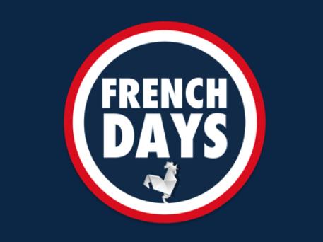 French Days : réductions 100% françaises