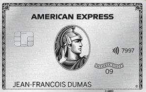 Platinum d'American Express