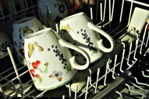 mug dans lave vaisselle
