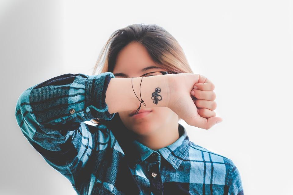 Où se faire un tatouage quand on est une femme ?