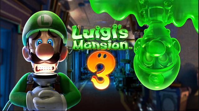 Le manoir de Luigi 3