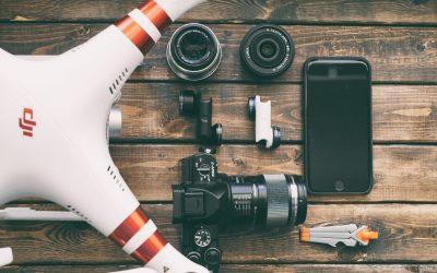 Nos recommandation de drones pour photos et vidéos