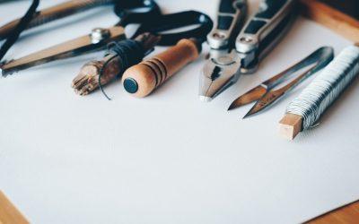 10 outils pour vous créer une boite à outils